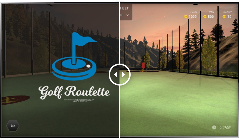 Golf Roulet